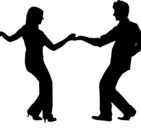 ikona tanec